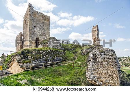 Pictures of Calatanazor, Soria Spain k19944258.
