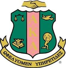 AKA sorority Logo in 2019.