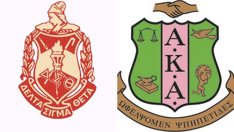 First Black Sororities Tell Members Not to Wear Logos While.