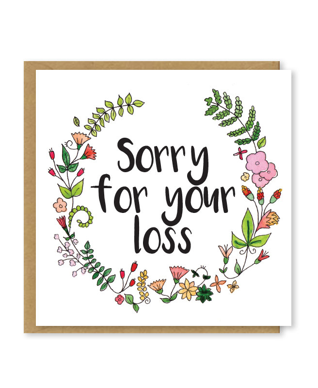 It's just a picture of Slobbery Free Printable Sympathy Cards Black and White