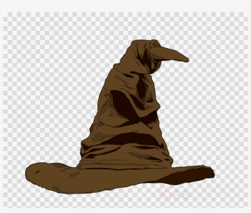 Harry Potter Hat Png Clipart Sorting Hat #547497.