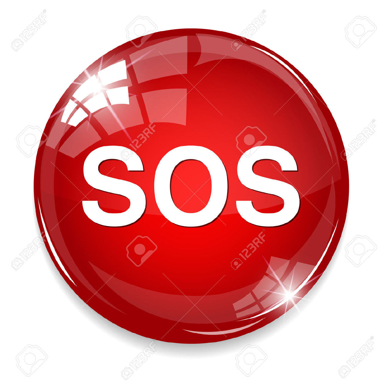 SOS Button Royalty Free Cliparts, Vectors, And Stock Illustration.