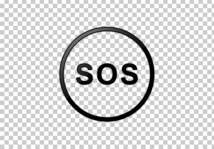 Computer Icons Desktop Theme SOS PNG, Clipart, Area, Black.