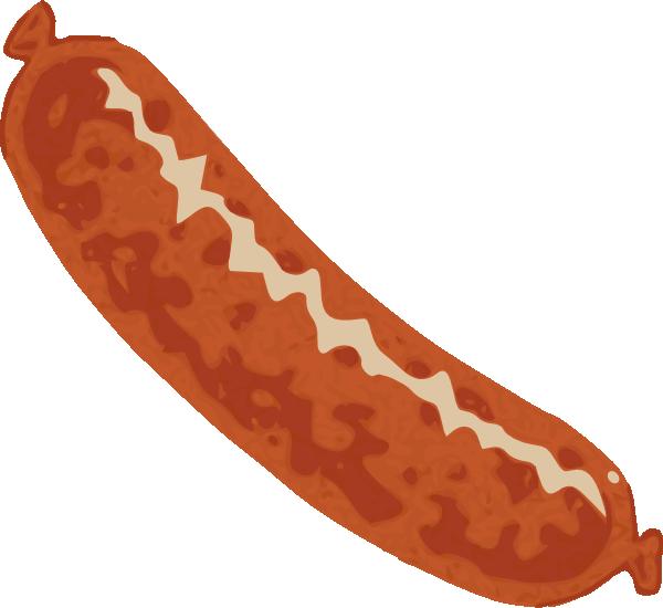 Sausage Clip Art at Clker.com.