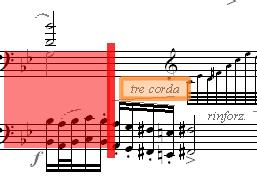Piano/Pedals.