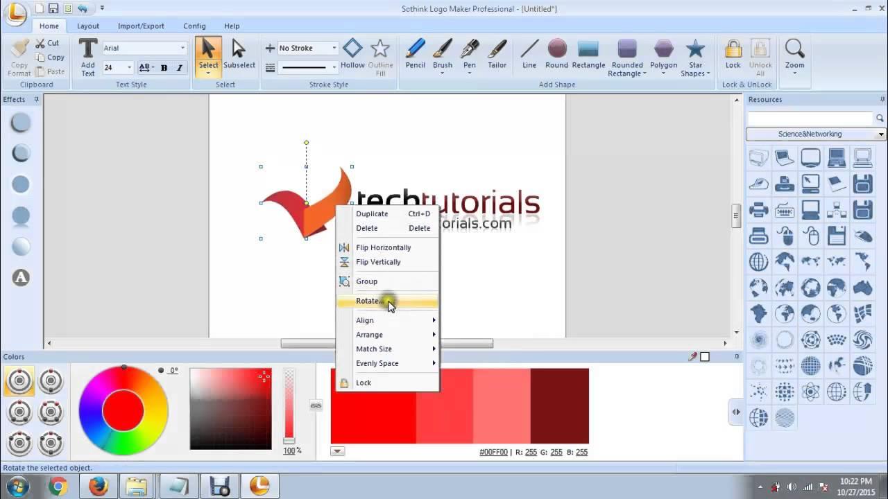 How To Design A Professional Logo Easily.
