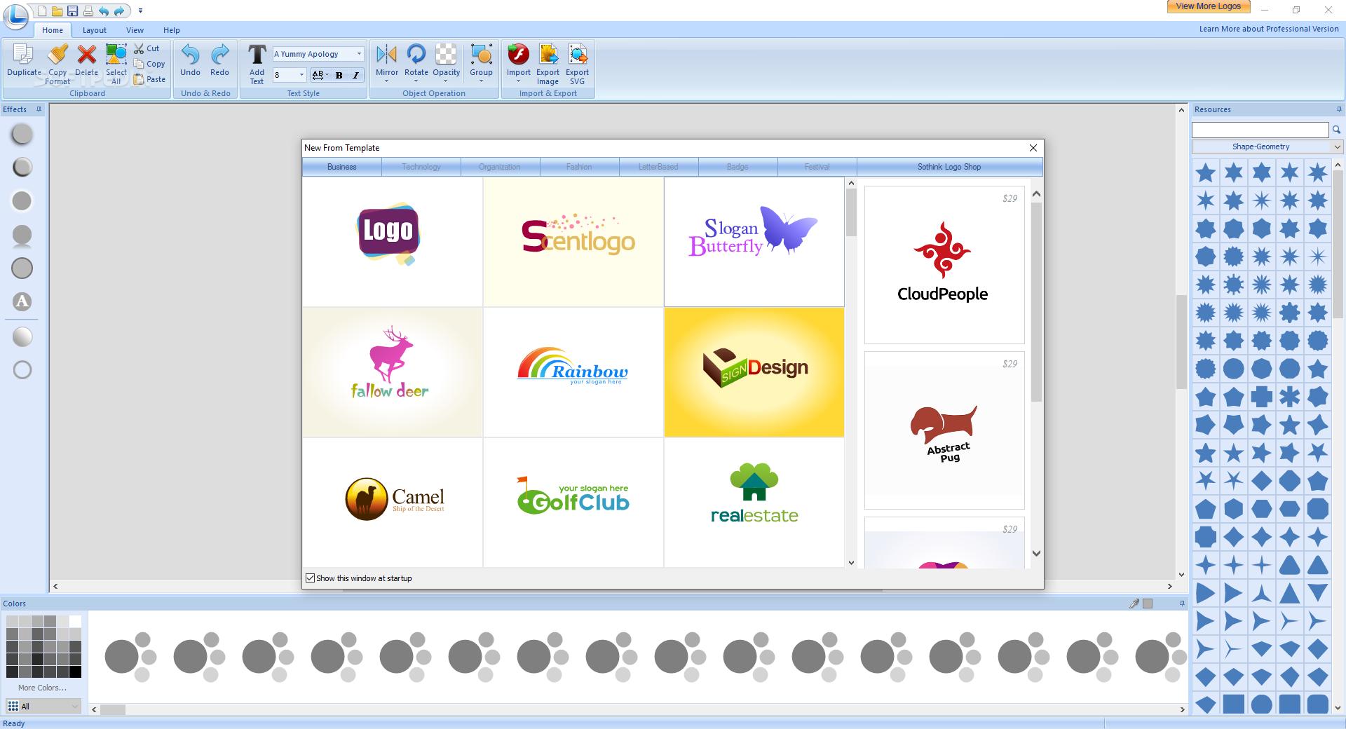 Download Sothink Logo Maker 3.5 Build 4615.