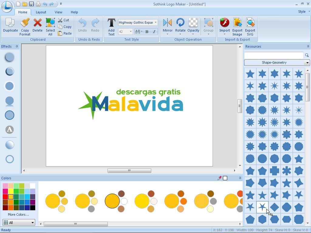 Sothink Logo Maker 4.4.