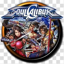 Dreamcast Icon , Soul Calibur transparent background PNG.