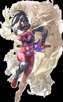 Taki (Soulcalibur).
