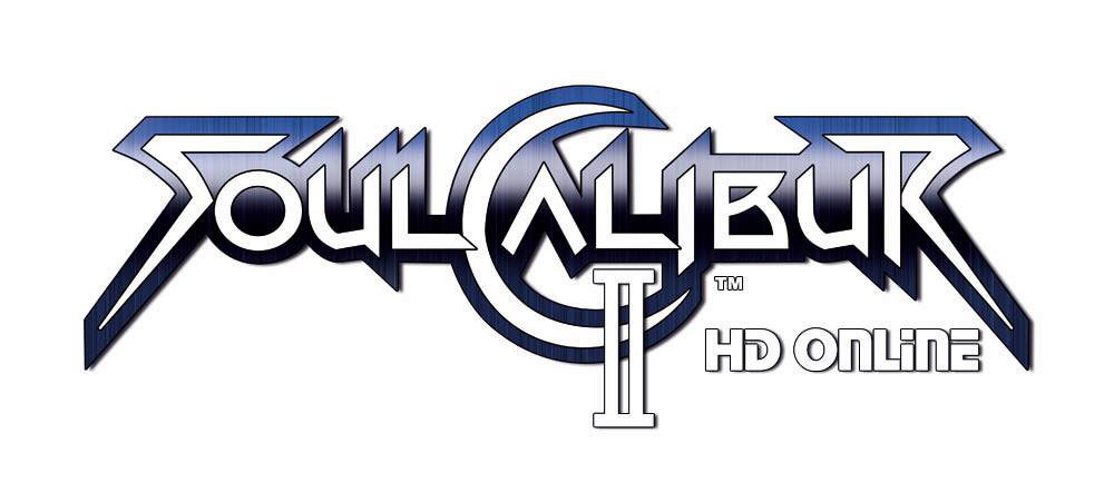 Soul Calibur 2 HD logo.