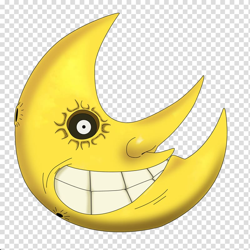 Moon Soul Eater Anime Art, soul eater transparent background.