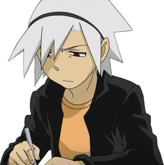 Soul Eater Free PNG Image.