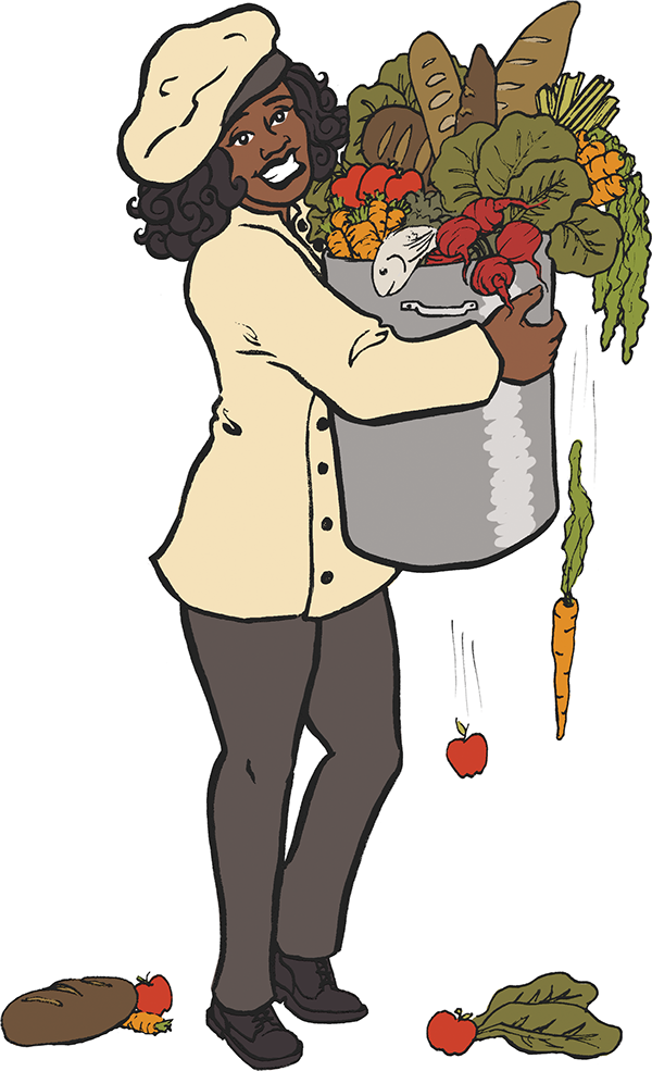 Soul Food Clipart.