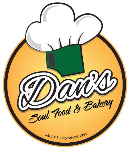 Dan\'s Soul Food Logo & Branding.