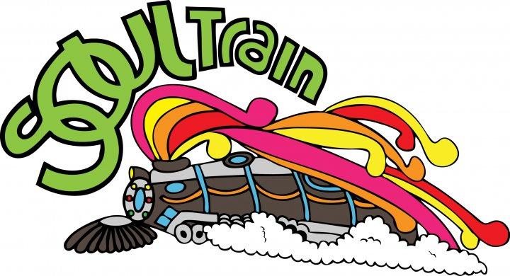 Soul train clipart.