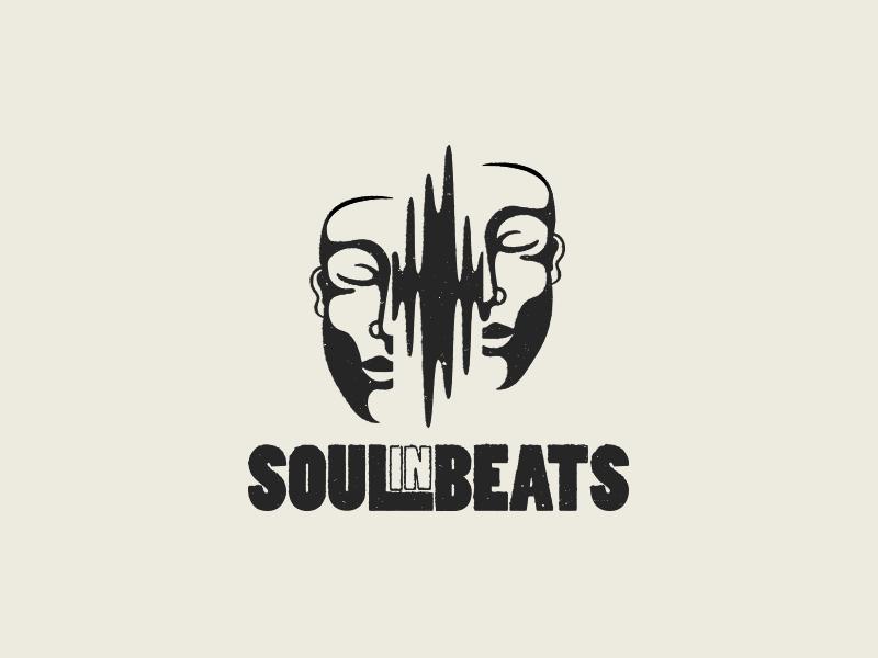 Soul in Beats / Logo by Luis Herrera on Dribbble.