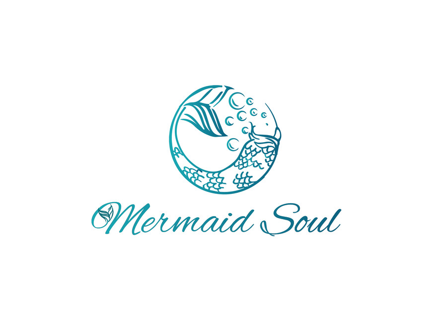 Entry #80 by lauraburdea for Mermaid Soul Logo.