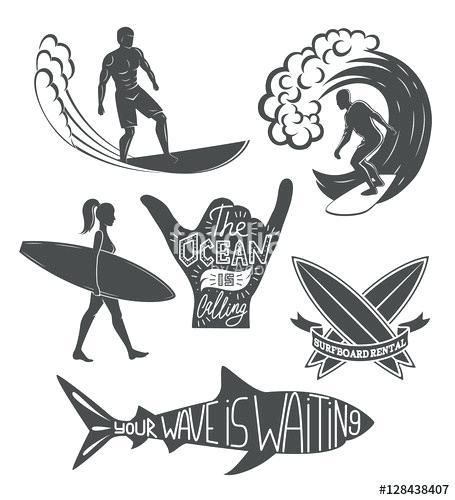 surfer set.