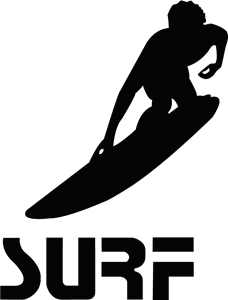 Surf Logo Vectors Free Download.