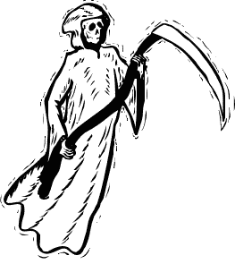Reaper Of Souls Clipart.