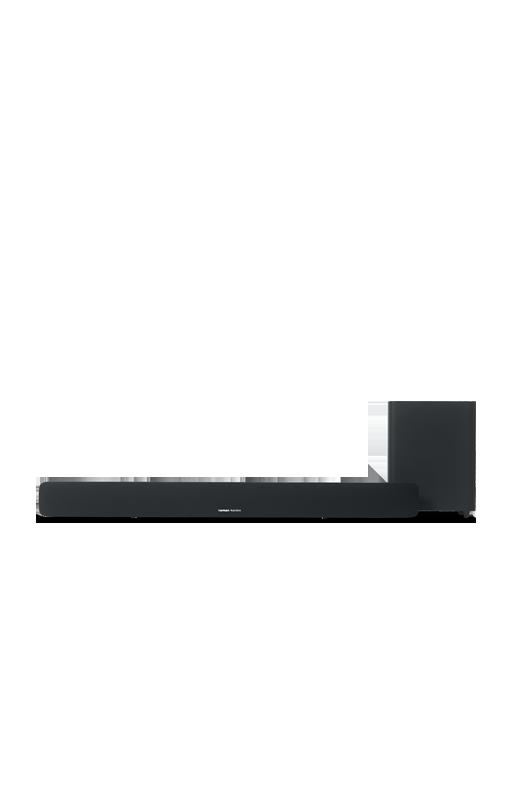 Harman Kardon Bluetooth 150W Sound Bar with Wireless Sub.