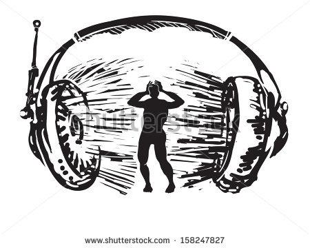Sound Barrier Stock Vector Illustration 158247827 : Shutterstock.
