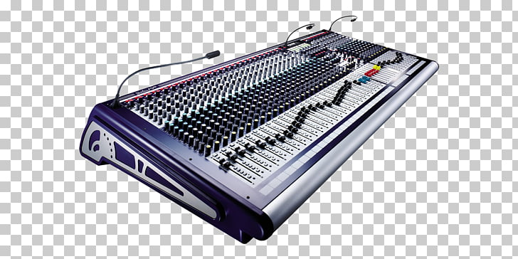Soundcraft GB4 Audio Mixers Audio mixing Live sound mixing.
