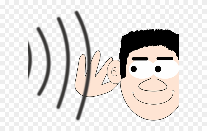 Ear Clipart Ear Sound.