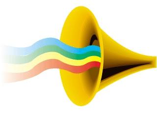 Loud Sound Clipart.