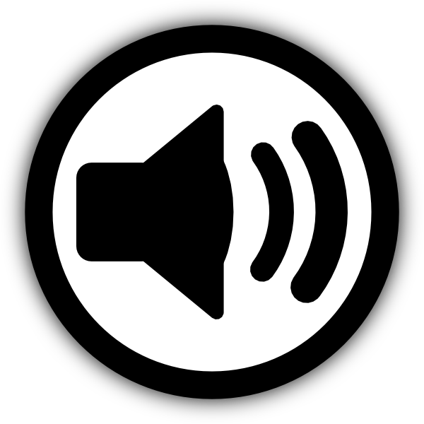 Sound Clipart.