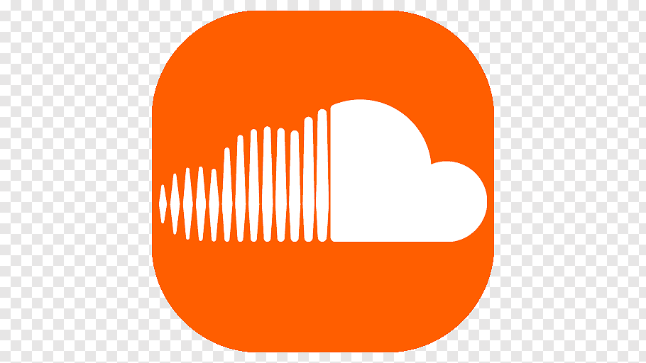 Sound Cloud logo, SoundCloud Logo Streaming media Music.