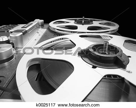 Picture of analogue sound editing k0025117.