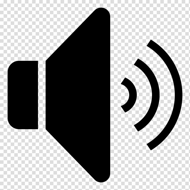 Computer audio icon illustration, Loudspeaker Computer Icons.