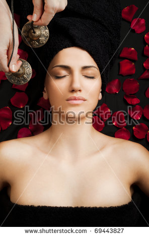 Sound Healing Stock Photos, Royalty.
