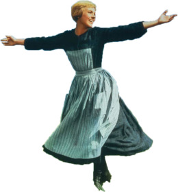Sound Of Music clipart.