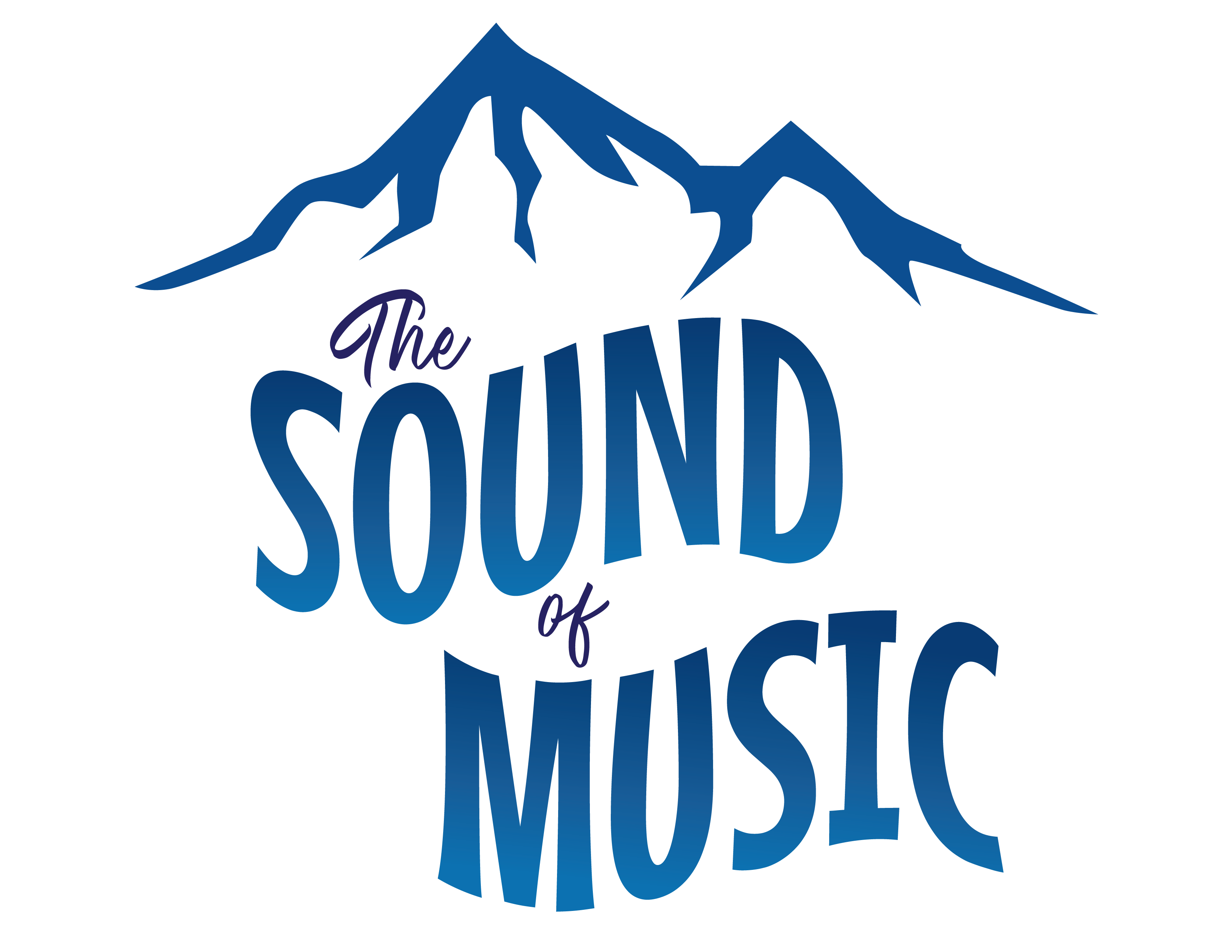 The Sound of Music Logo.