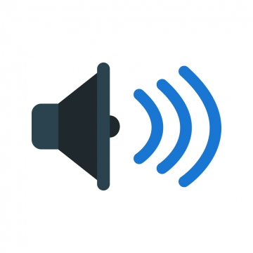 Sound Icon PNG Images.