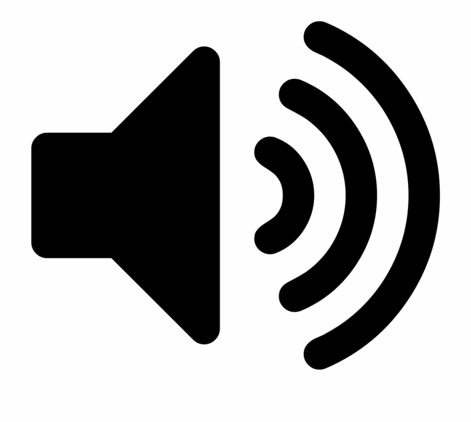 Sound Icon Font Awesome Free PNG Images & Clipart Download.