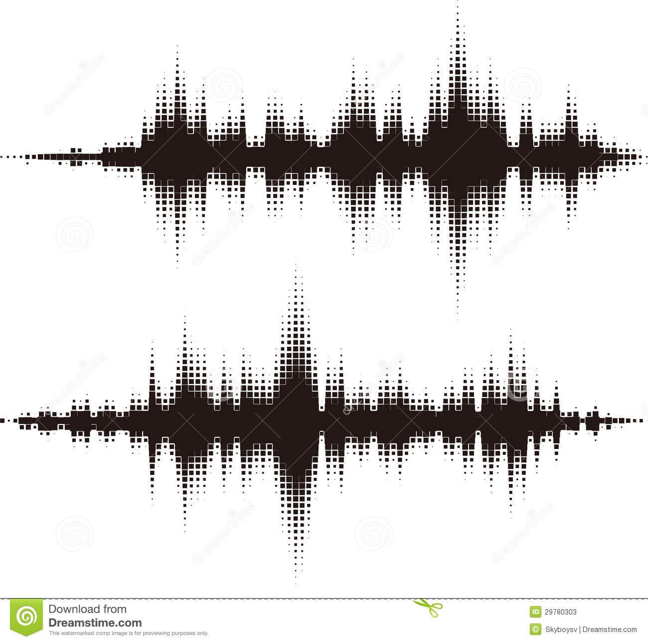 Sound Stock Illustrations.