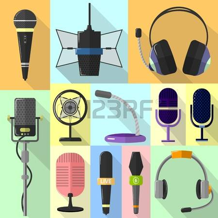 42,243 Sound Studio Stock Vector Illustration And Royalty Free.