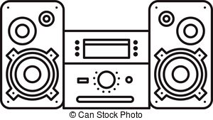 Sound system Clip Art Vector Graphics. 3,790 Sound system EPS.