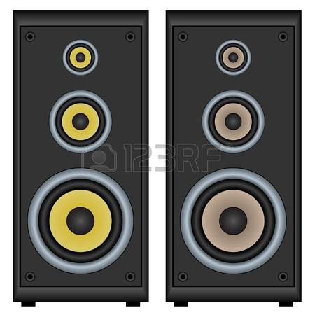 8,597 Sound System Stock Vector Illustration And Royalty Free.