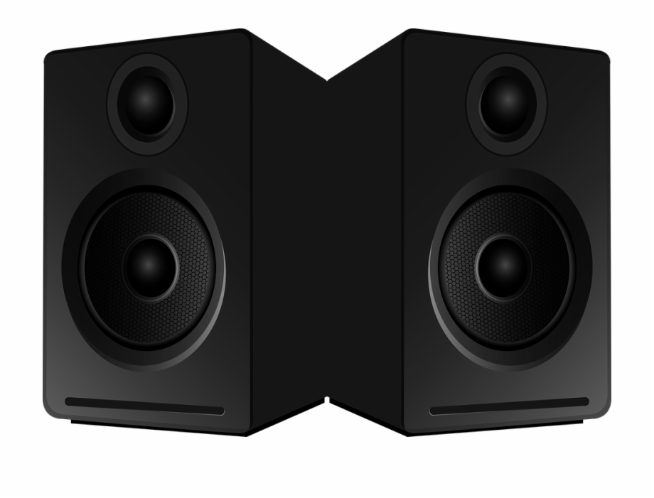 Vector Sound System Png.