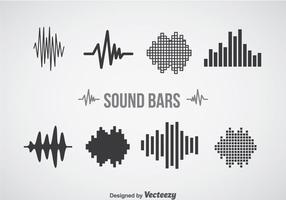 Sound Wave Free Vector Art.