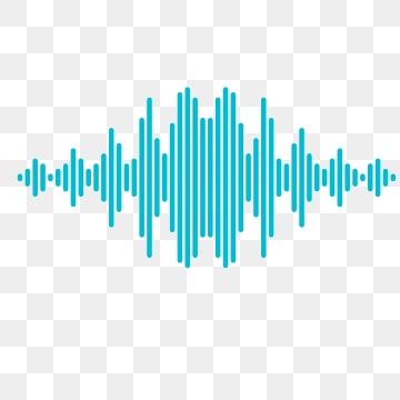 Sound Vector, Free Download Sound wave, Sound waves, Music.