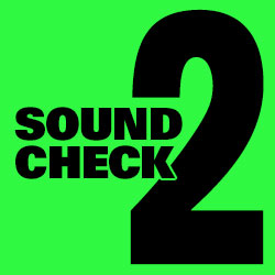 Sound Check 2 Sound Effects Library Test Disc.