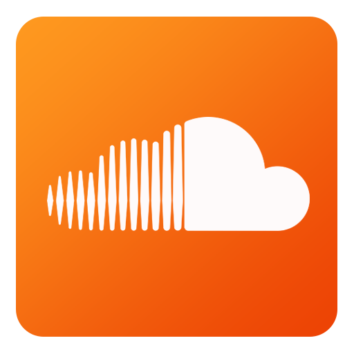 Soundcloud Icon.