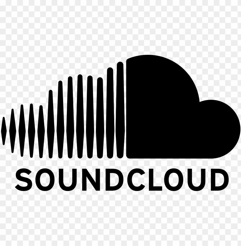soundcloud png white banner free library.