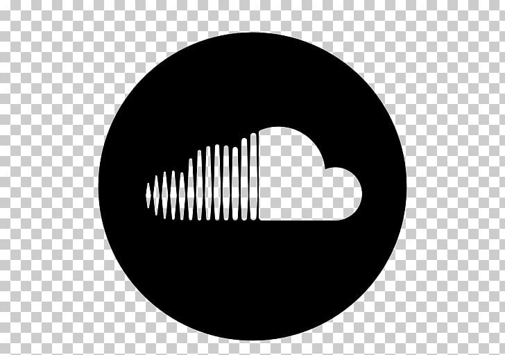 SoundCloud Computer Icons Logo, english, black cloud logo.